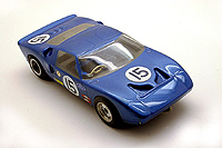 124 Monogram Ford GT40 Kit